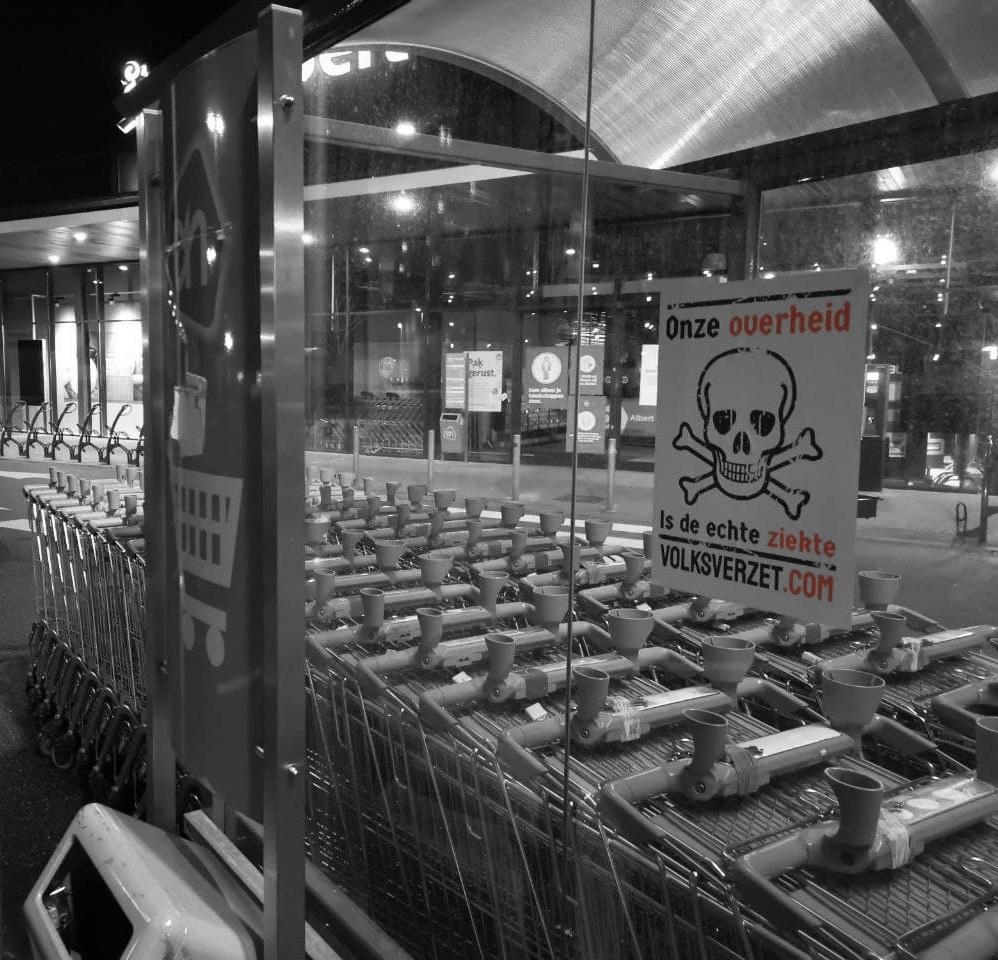 Anti-lockdown activisme